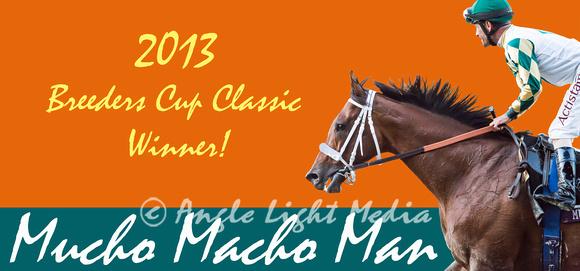 Mucho Macho Man -Classic Winner