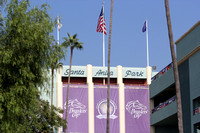 Entrance to Santa Anita