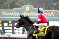 #4 Fort Larned Winner Circle R12 BC Classic G1